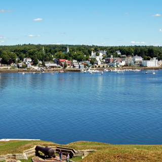 Maine Vacation Part 6 – Fort Knox and Penobscot Narrows Observatory