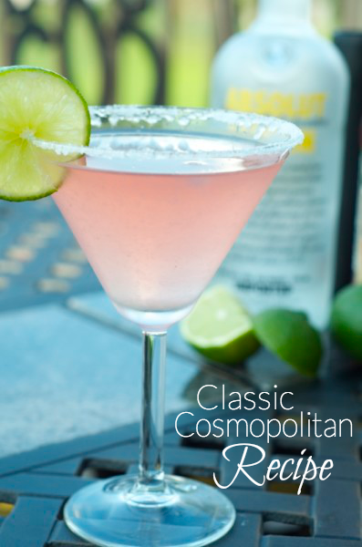 Perfect cosmo recipe the perfect cosmo recipe sisterspd