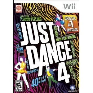 Just Dance 4 for Wii
