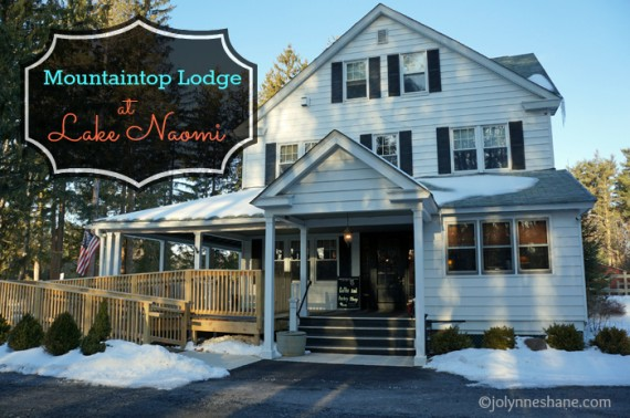 Mountaintop Lodge at Lake Naomi