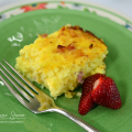 Ham and Egg Hash Brown Casserole
