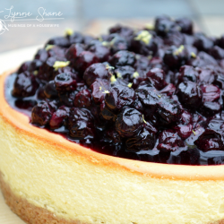 10 Ways to Top a Store Bought Cheesecake