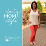 Fashion Over 40 | Daily Mom Style 07.16.14