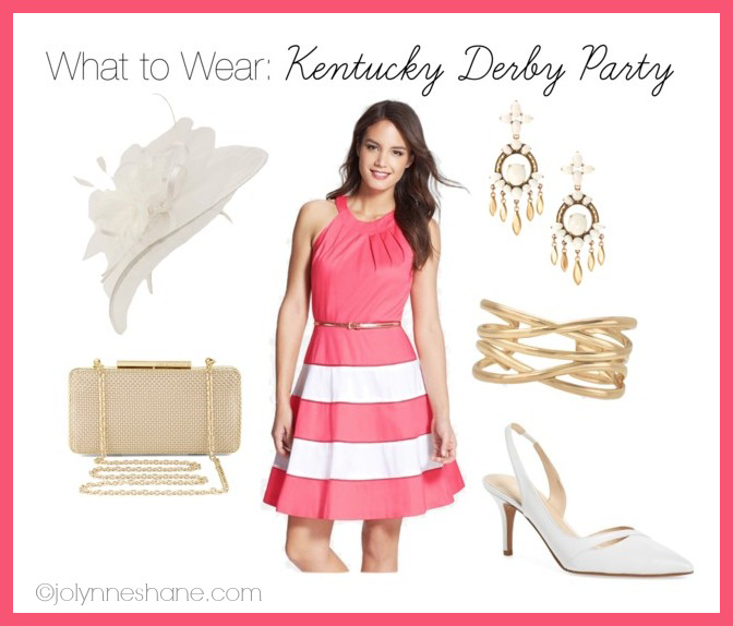 what to wear for derby party
