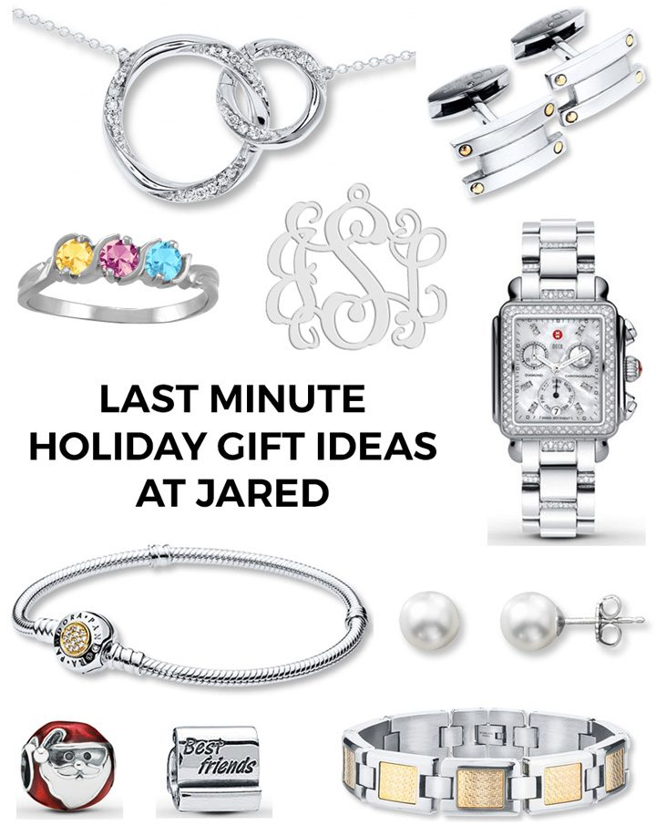 Last Minute Holiday Gift Ideas at Jared