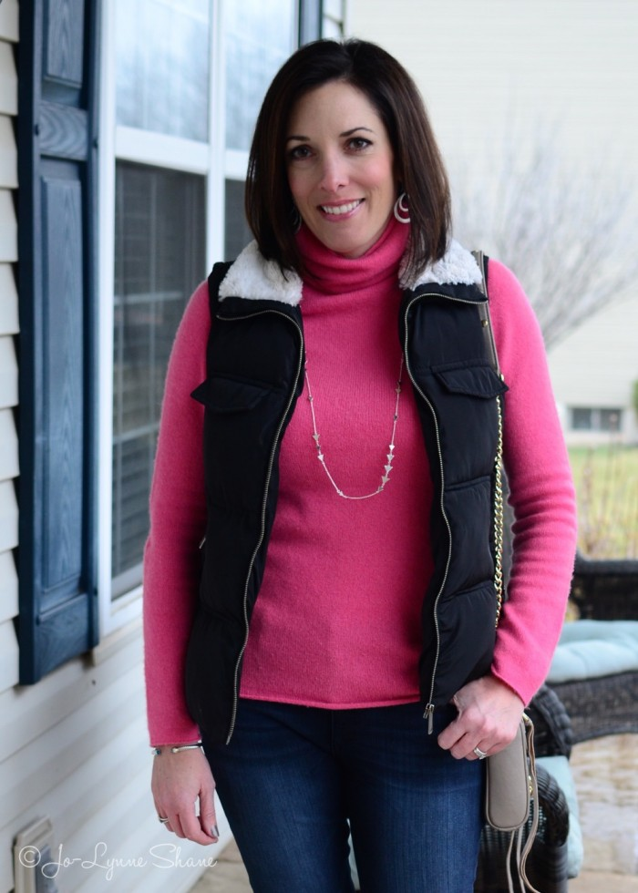 Casual Winter Fashion for Moms