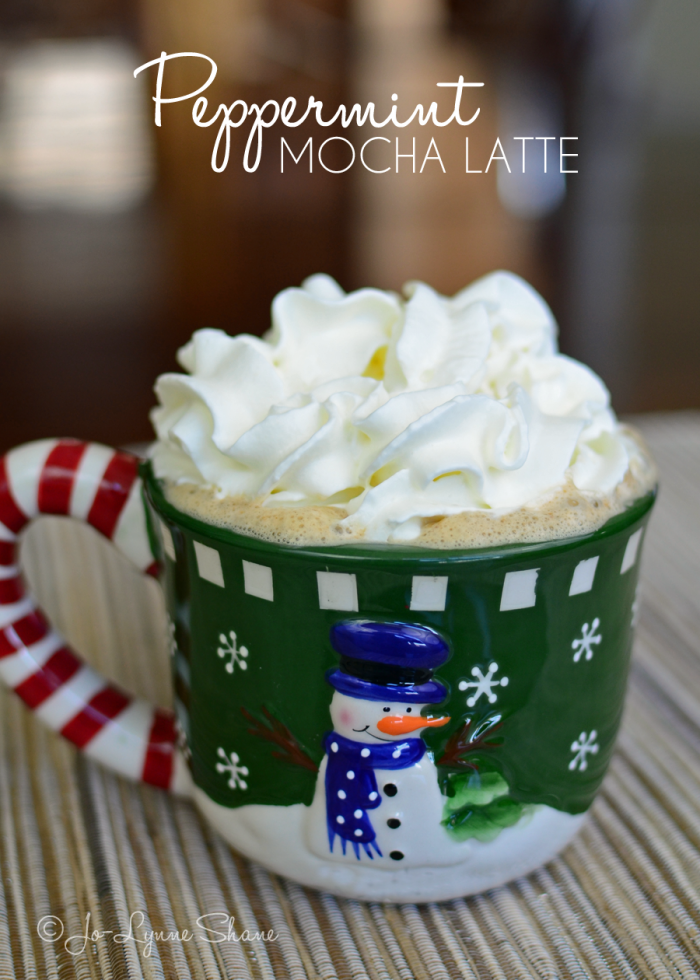 Peppermint Mocha Latte Recipe: Make your coffeehouse favorite AT HOME!
