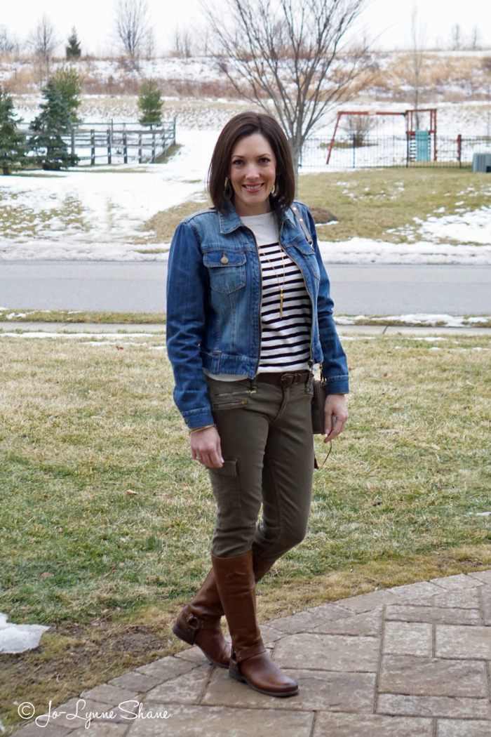 28 Days of Winter Fashion for Moms: Day 9