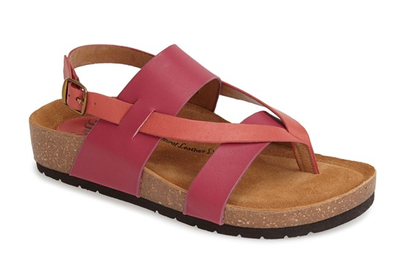 Söfft 'Bristol' Leather Sandal