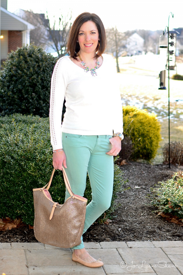 Fashion for Women Over 40: Spring Outfit Ideas for Moms