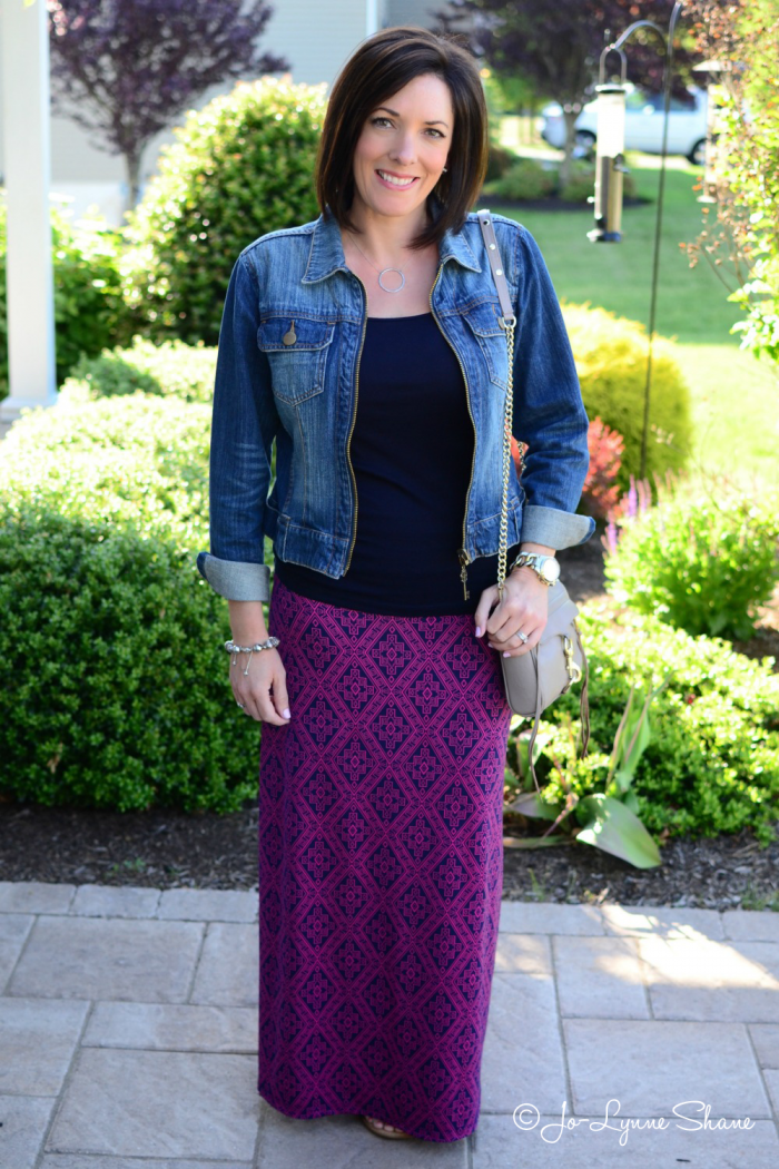 Fashion Over 40 Spring Outfit Ideas