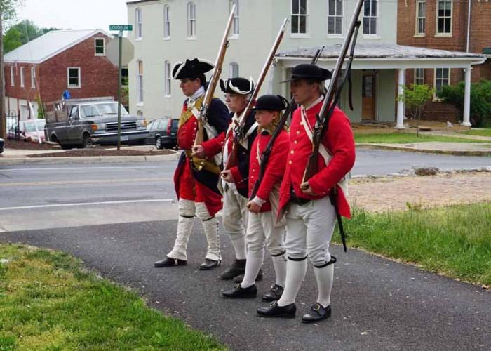 Exploring the Shenandoah Valley: Fort Loudoun Day