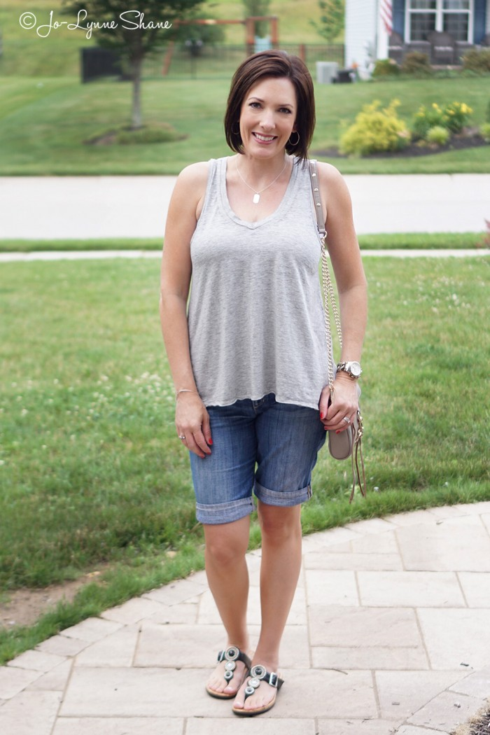 Fashion Over 40: Casual Summer Style