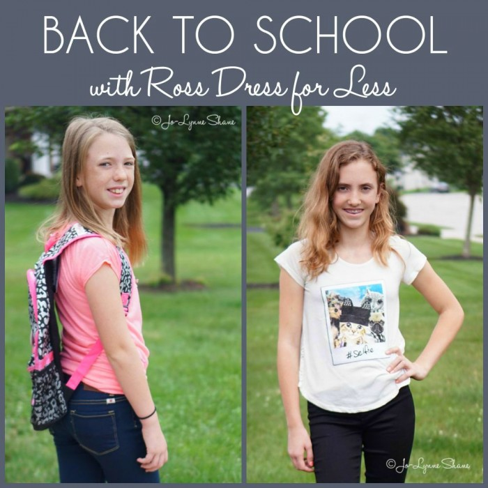 Back to School season is fast approaching, and Ross has you covered with a great selection of clothes, shoes, and backpacks at affordable prices.