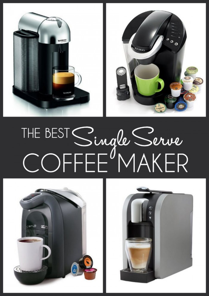 The Best Single Serve Coffee Makers
