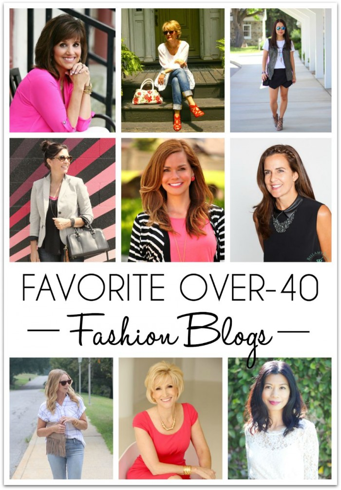 Best Over 40 Fashion Blogs
