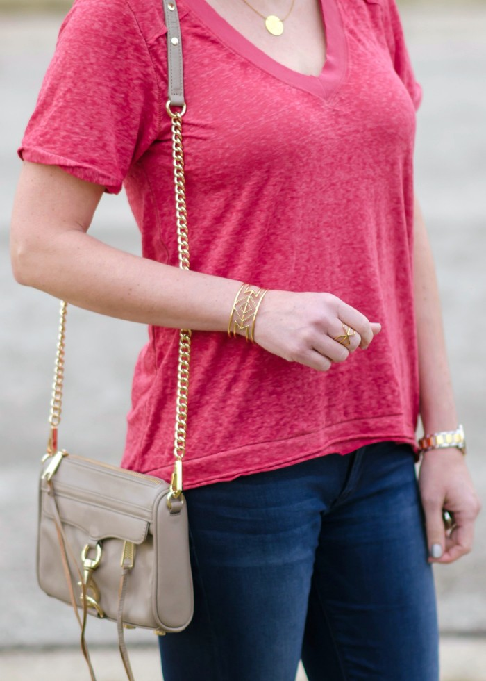 Spring Outfit Inspiration: Stella & Dot Pave Sphinx Cuff and Ring