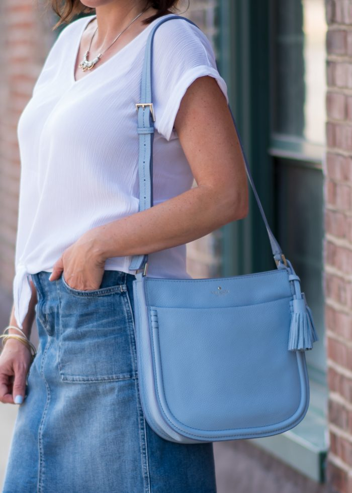 Kate Spade Orchard Street Hemsley -- the It Bag this summer!